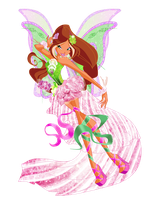 Flora Harmonix by Dessindu43
