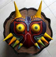 Majora's Mask by Toki-MMMC