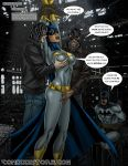 Batgirl in Peril 1 by Superheroine-Art