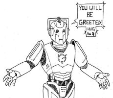 CYBERMEN R TEH CYBERSEX by Tom-One