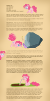 Luna's Studies - Pinkie Pie by Nimaru