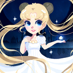 Princess Serenity by Geegeet