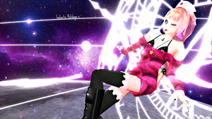 .: MMD :. Galactic Holidays by Meitsuniie-Shy