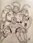 Gipsy Danger 2 by MaddTeaParty22