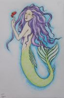 Mermaid by Feagaer