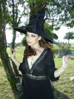 Gothic Witch 20 by HiddenYume-stock