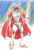 Dukemon by ashflura