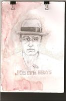 joseph beuys by ecedicmen