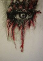 bloody eye by A-D-I--N-U-G-R-O-H-O