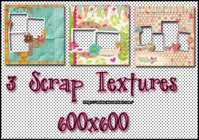 3 Scrap Textures by aNiLaU