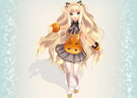 [MMD] SeeU by sailor-rice