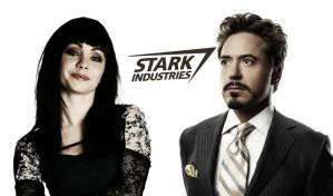 Tony and Kezni | The Iron Siblings by xLexieRusso2