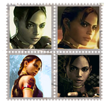 Sheva-RE5 Stamps by Isobel-Theroux