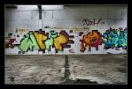 Breukelen Graffit 4 by DimitriKING
