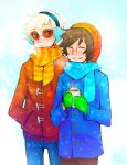 baby it's cold outside by Life-Writer