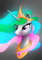 Princess Celestia by Diaten