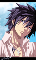 gray fullbuster by sAmA15