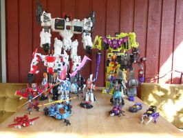 Let the Combiner Wars begin! by Air-Hammer