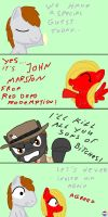 game pony 1 red dead redemption by dutch-brony