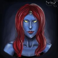 Mystique by BridgeToNeverland
