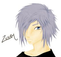 Zexion by harimauputeh