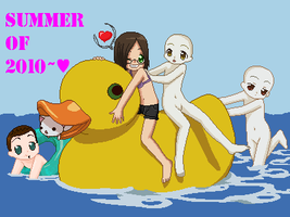 Summer of 2010 my part by Kahall