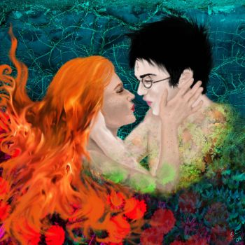 Ginny and Harry: Union by hippie-girl