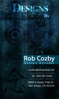 Business Card by trebory6