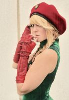 Street Fighter Cammy Cosplay Wondercon 2010, Pic1 by TinyMageIvriniel
