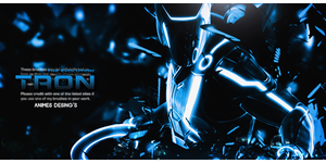 [Signature]  Tron by AnimesDesings
