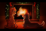 The Season's Warmth by Nightrizer