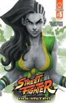 STREET FIGHTER UNLIMITED #5 Cover D Incentive by Kandoken