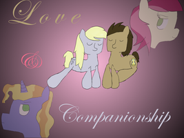 Love and Companionship by me-ceptive