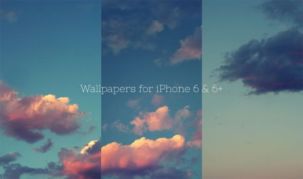 Sunset Clouds iPhone 6 Wallpapers by solefield