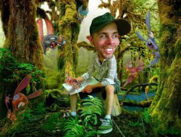 Jesse Smith Collaborative Work by RodneyPike