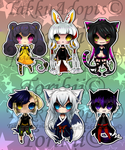 takku tori collab (point adopts) by TakkuAdopts