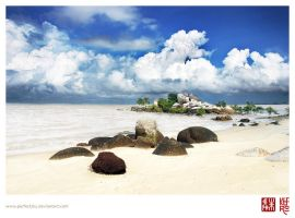 Lubuk Beach I by perfectSky