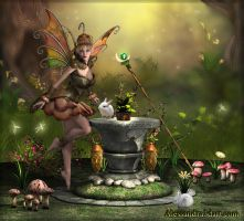 Magic by Alessandra3DArt