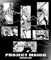 Project Maigo Sneak Peek by KaijuSamurai