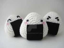 New Onigiri by MoonYen