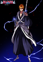 Bleach 582 - Protector of the Soul Society by HikariNoGiri