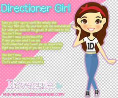 Directioner Girl by IloveCute1220