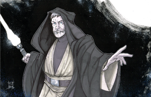 Old Ben by Hodges-Art