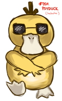 Oppan Psyduck Style by InvisibleAnon