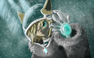 Queen of Ice by MechanicalSynergy