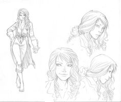 Althea character design by 8Dimat8