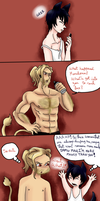 Manliness by Korhann
