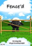 Fence'd Poster by MizzMii