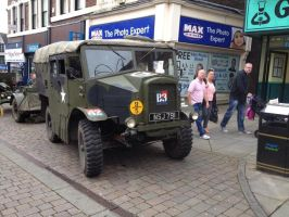 World War. Army Vehicles 4 by extraphotos