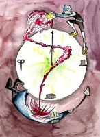 MaS: R4 - Check the Clock by Aileen-Kailum